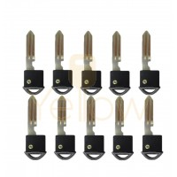 (10 PACK) INFINITI NISSAN EMERGENCY KEY BLADE (WITHOUT CHIP) SPECIAL PRICE