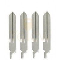 (4 PACK) FLIP KEY BLADE FOR NISSAN ROGUE