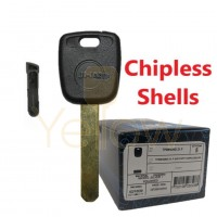 (BOX OF 5) JMA - HD113PT KEY SHELL HON66 / HOND-31 CHIPLESS - WITH PINHOLE RELEASE FOR HONDA