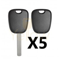 (5 PACK) 2016-2019 KIA OPTIMA KEY SHELL  HIGH SECURITY
