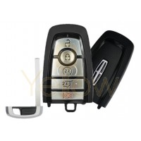 2020 LINCOLN AVIATOR / CORSAIR 5 BUTTON SMART KEY: REMOTE START / HATCH - PN 164-R8278
