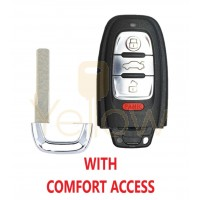 AUDI SMART KEY WITH COMFORT ACCESS 4B