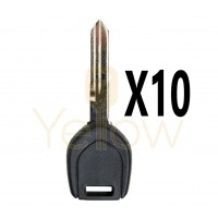 (10 PACK) MIT16A PT TRANSPONDER KEY