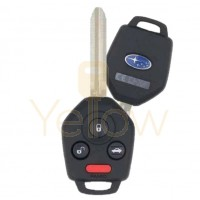 2019-2020 SUBARU ASCENT / IMPREZA 4 BUTTON REMOTE HEAD KEY - PN: 57497-XC01A  H CHIP