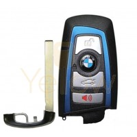 2009-2014 BMW 3 5 7 SERIES / 4-BUTTON SMART KEY (434 MHZ)
