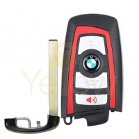 2009-2014 BMW  3 5 7 SERIES / 4-BUTTON SMART KEY CAS 4 (434 MHZ)