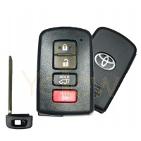 2014-2019 TOYOTA HIGHLANDER LIMITED SMART KEY 4B (AG BOARD) PN 89904-0E120/121