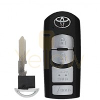 2017-2019 TOYOTA /  SMART KEY 4B TRUNK - PN 89904-WB001