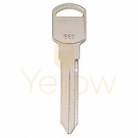 (10 PACK) GM B89 / P1107 Mechanical Key (JMA GM-30E)