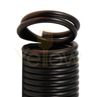8' HIGH DOOR (27-48) STOCK EXTENSION SPRING (PULLS 160 LBS)