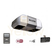 LIFTMASTER 8355W PREMIUM SERIES 1/2 HP MOTOR BELT DRIVE 7' OPERATOR, (WI-FI ENABLED)