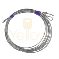 12' EXTENSION CABLE FOR 7' HIGH SPRING DOORS