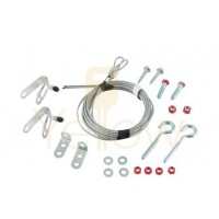 EXTENSION SPRING CONTAINMENT KIT