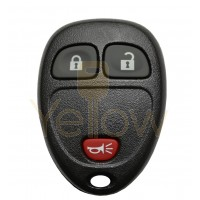 GM KEYLESS ENTRY REMOTE 3B