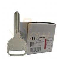 (BOX OF 25) B106 MECHANICAL KEY