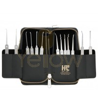 HPC STAINLESS STEEL PICK SET (16 TOOLS)