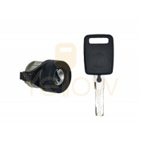 ASP C-12-108 VW AUDI HIGH SECURITY IGNITION LOCK GEN 1 - CODED