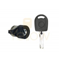 ASP C-12-111 VW AUDI HIGH SECURITY IGNITION LOCK GEN 3 - CODED