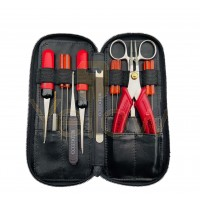 WEDGECO - BROKEN KEY EXTRACTOR PRO KIT WITH GENUINE LEATHER CASE