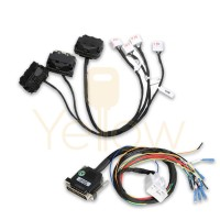XHORSE BMW DME CLONE CABLE WITH DEDICATED ADAPTERS: B38 - N13 - N20 - N52 - N55 - MSV90 - FOR VVDI PROG OR CGDI AT-200