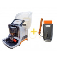 XHORSE CONDOR XC-MINI PLUS MASTER SERIES AUTOMATIC KEY CUTTING MACHINE + VVDI KEY TOOL
