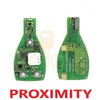 XHORSE PROXIMITY SMART KEY PCB 315 / 433 MHZ FOR MERCEDES IR FBS3 SYSTEMS