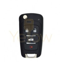 XHORSE GM STYLE - 4B UNIVERSAL REMOTE FLIP KEY FOR VVDI KEY TOOL (WIRED)