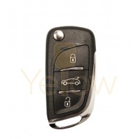 XHORSE DS STYLE - 3B UNIVERSAL REMOTE FLIP KEY (WIRELESS)