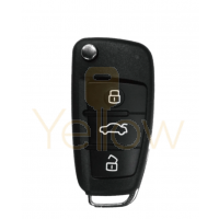 XHORSE 3B UNIVERSAL REMOTE FLIP KEY FOR VVDI KEY TOOL (WIRED)