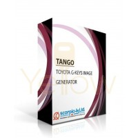 TANGO SOFTWARE TOYOTA GENERATOR G CHIP TRANSPONDER KEYS
