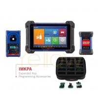 AUTEL MAXIIM IM608 PRO KEY PROGRAMMER & ADVANCED DIAGNOSTICS DEVICE + IMKPA: EXPANDED PROGRAMMING ACCESSORIES