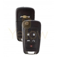 5 BUTTON CHEVROLET FLIP KEY - PEPS