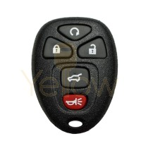 GM KEYLESS ENTRY REMOTE 5B