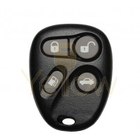 2001-2004 CADILLAC 4 BUTTON KEYLESS ENTRY REMOTE