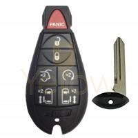 CHRYSLER DODGE FOBIK KEY 7B