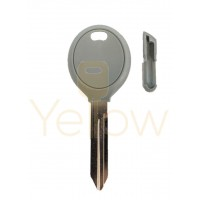 Y159 KEY SHELL FOR CHRYSLER DODGE JEEP
