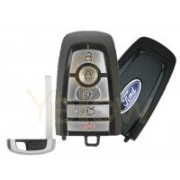 FORD 5 BUTTON PROXIMITY SMART KEY GEN 5 PEPS FOB PN 164-R8149