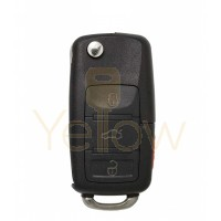 FORD LINCOLN MERCURY REMOTE FLIP KEY 4 BUTTON (80 BIT)