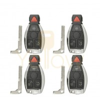 (4 PACK) MERCEDES-BENZ FOBIK KEY 4B SPECIAL PRICE
