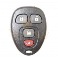 2007-2019 GMC SAVANA CHEVROLET EXPRESS GM 4 BUTTON