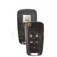 STRATTEC 5913397 5 BUTTON GM FLIP KEY