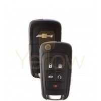 STRATTEC 5912545 5 BUTTON CHEVROLET FLIP KEY