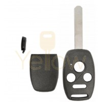 DURASHELL RUGGED 4 BUTTON REMOTE KEY SHELL FOR HONDA