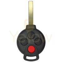 2008-2015 SMART FORTWO REMOTE HEAD KEY 4B