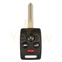 2006-2009 SUBARU LEGACY TRIBECA REMOTE HEAD KEY 4B (4D62 CHIP) PN 57497AG35A
