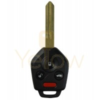 2008-2010 SUBARU REPLACEMENT 4B REMOTE HEAD KEY (4D62 CHIP)