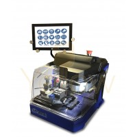 HPC TIGERSHARK2 AUTOMATIC CODE CUTTING MACHINE / MEDECO ANGLE / FLAT / LASER / DIMPLE / TUBULAR CUTS