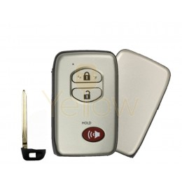 REPLACEMENT 2009-2019 TOYOTA SMART KEY 3 BUTTON (GNE BOARD - 5290) PN 89904-35010