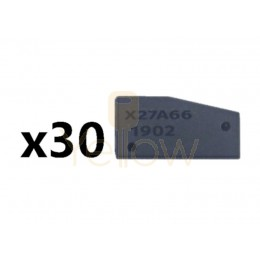 (30 PACK) XHORSE UNIVERSAL PROGRAMMABLE TRANSPONDER CHIP - 1 CHIP FOR ALL