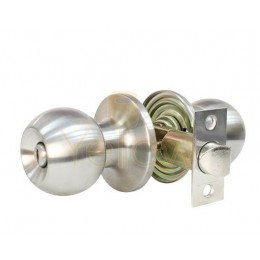 ADIR - PRIVACY DOOR KNOB (STAINLESS STEEL FINISH US32D)